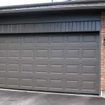 Garage door - After