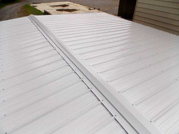 Steel Roof Installation Durham Region