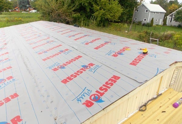 Metal Roofing Installation Durham Region