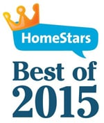 True North Eavestroughing HomeStars Best of 2015