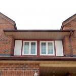 Homeowners talk of this Pickering neighbourhood by replacing soffit, fascia and eavestroughing