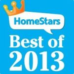 HomeStars Best of 2013