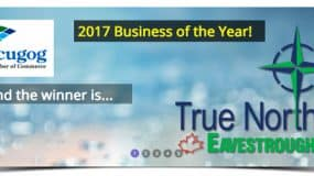 2017 Business of the Year!