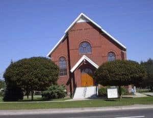 Greenbank United Church