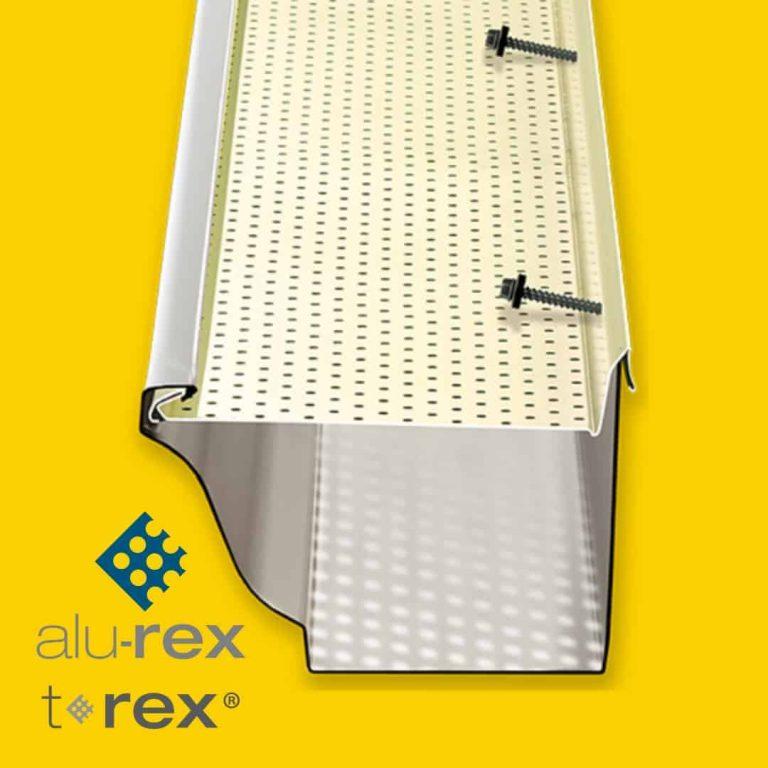 Alu-Rex Gutter Protection