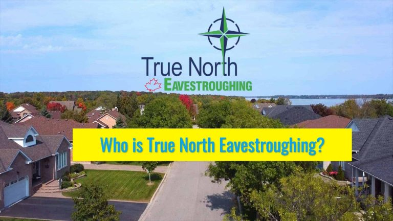 About True North Eavestrouging